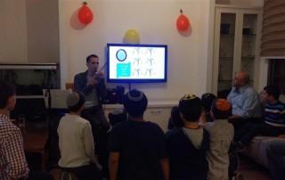 הפעלת יום הולדת יומולדת משחקי חשיבה לימי הולדת
