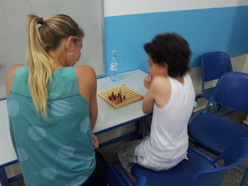 איך לשחק עם הילדים